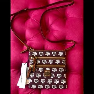 Dooney & Bourke Texas A&M Crossbody Bag